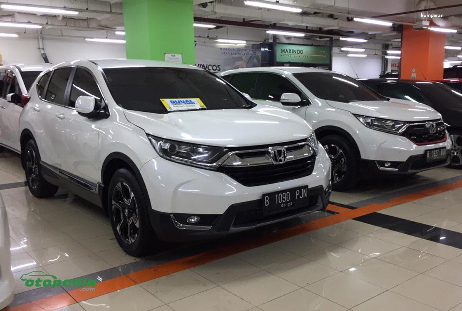 Kekurangan Honda Crv Bekas Perbandingan Harga