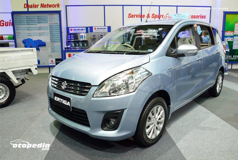 Beli Suzuki Ertiga Bekas Gratis Biaya Balik Nama