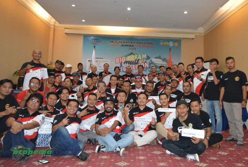 TACI memiliki 4 pilar utama, yaitu Togetherness, Automotive, Charity dan I'm Driving With Manners